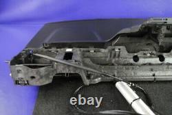 06-09 Pontiac G6 Convertible Rear Tonneau Cover Hydraulic Cylinder Rams Trim OEM