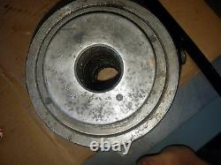 10,000 psi Hollow Ram Hydraulic Cylinder 31.7 Ton Capacity