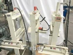 10 Ton Ram-Pac H-Frame Hydraulic Shop Press Bearing Press Made in USA