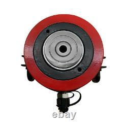 100 Ton 8 Stroke Double Acting Hydraulic Cylinder Lifting Jack Ram 15.35H