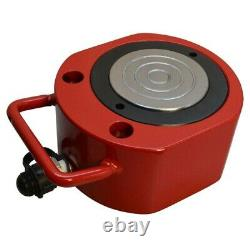 100 Ton Hydraulic Flat Jack Pancake Cylinder Ram