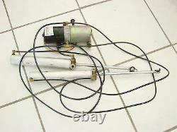 1996 Cobra Mustang Convertible top hydraulic pump lift rams Cylinder System OEM
