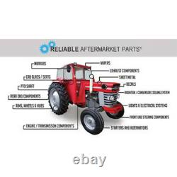 (2) 56102 62550K Hydraulic Angle Cylinder Ram 10 x 1-1/2 for Western Snow Plow