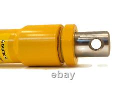 (2) New Snow Plow Angle Angling CYLINDER RAMS for Meyer E-47 Snowplow 1.5 x 10