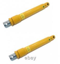 (2) New Snow Plow Angle Angling HYDRAULIC RAMS SNP6110 Meyer Snowplow 1.5 x 10