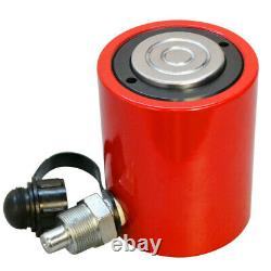 20 Ton Hydraulic Cylinder 2 (50mm) Stroke Jack Ram 106mm Closed Height
