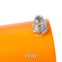 30 tons 2 Hollow Hydraulic Cylinder Jack Localfast Safe 60mm Stroke Ram