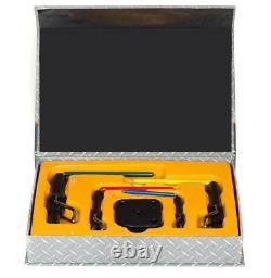 5 Pcs Hydraulic Cylinder Piston Rod Seal U Cup Installation Tool Set Kit
