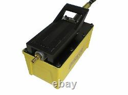 Compressed Air Driven Pump with Single-acting Hollow Ram Cylinder (20tons 2)