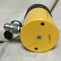 ENERPAC RC-504 Hydraulic Ram General Purpose Body Steel 50 ton 4 Stroke Length