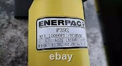 Enerpac SCR-256H RC256 25 Ton Capacity 10000 PSI Standard Ram and Pump Set