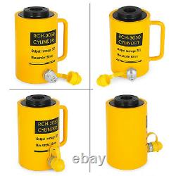 Hydraulic Cylinder Jack 20T-100T Hydraulic Cylinder Ram Heavy Duty Localfast