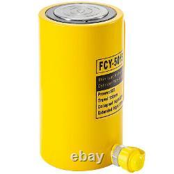 Hydraulic Cylinder Jack 50 Ton 6'' 150mm Stroke Single Acting Ram Heavy Duty