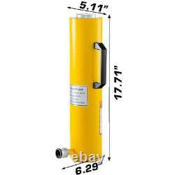 Hydraulic Cylinder Jack Solid Ram Hydraulic Cylinder 25T/14Inch Lifting Cylinder