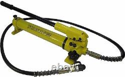 Hydraulic Hand Pump with Single-acting Hollow Ram Cylinder (20tons 2)