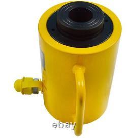 Hydraulic Hollow Hole Cylinder Jack Ram 30 Tons Industrial M