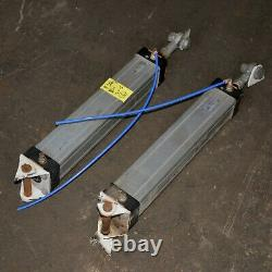 MetalWork 135A800400AP Cylinder Pneumatic Actuator Ram 80 Bore 400 Stroke