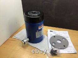 OTC 4122A 50 Ton Hollow Center Hydraulic Ram Cylinder 3 Stroke NEW! Made