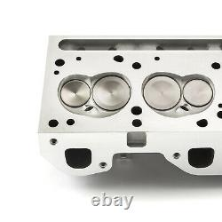 Pontiac 400 455 215cc 72cc Ram Air IV Hydraulic Roller Assembled Cylinder Heads