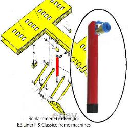 Replacement Chief Frame Machine Lift Ram for EZ-Liner II