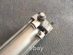 SMC PNEUMATIC CYLINDER ACTUATOR 50mm BORE 800mm STROKE AIR RAM Exhaust Valves