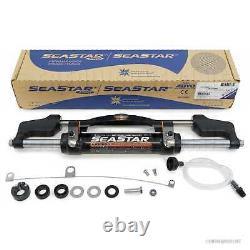 SeaStar HC5345-3 Hydraulic Steering Cylinder Outboard Ram Teleflex Marine