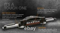 SeaStar Hydraulic Boat Steering KIT Tilt Helm HH6541 Cylinder Ram HC5345 Hose 16