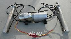 Sebring Convertible Power Electric Hatch Top Hydraulic Dura Rams Pump 1999 99