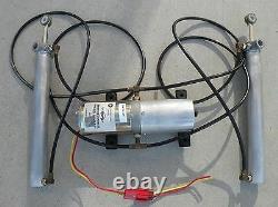 Sebring Convertible Power Electric Hatch Top Hydraulic Dura Rams Pump 2004 04