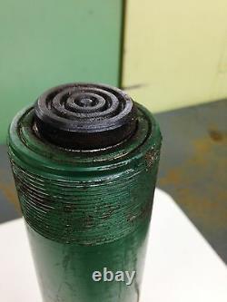Simplex R1012 Hydraulic Cylinder Ram 10 Ton 12 Stroke