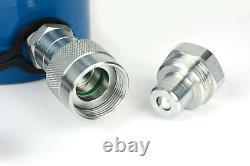 TEMCo HC0020 Hydraulic Cylinder Ram Single Acting 100 TON 6 Inch Stroke