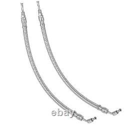 Trim Tilt hydraulic Ram Cylinder hose kit Fits for Mercruiser Alpha One Gen Two