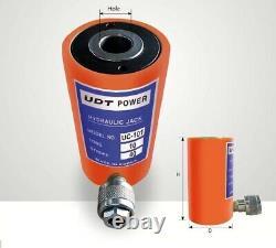 UDT POWER UC-301 (30T 60mm) Hydraulic Center Ram Jack Tons 30T Stroke 60mm