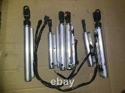 03-12 Saab 9-3 Cylinders Hydrauliques De Route Convertible X 6 / Rams De Pouvoir