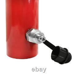 10 Ton 10 Atteinte À Double Action Cylindre Hydraulique Lifting Jack Ram 16h