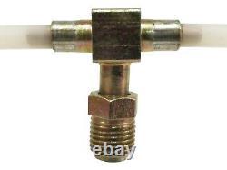 1965 -1970 Pleine Grandeur Gm B, C-body Convertible Hydraulic Top Cylinder Ram Kit