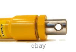 (2) New Snow Plow Angle Angle Angle Cylinder Rams Snp6110 Meyer Snowplow 1.5 X 10