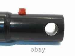 (2) Nouvelle Ram Hydraulique De Cylindre D'angle De Chasse-neige Pour Des Acheteurs Sam 1304205 1.5 X 10