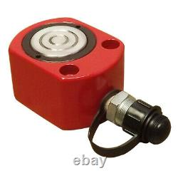 30 Ton 14mm 0.55 Course Cylindre Hydraulique Low Profile Flat Jack Ram Pancake