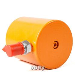 30 Tonnes 2 Hollow Hydraulic Cylinder Jack Localfast Safe 60mm Stroke Ram