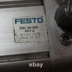 Activateur De Cylindre Pneumatique Festo Ram Dnc-40-400-ppv-a 40 Bore 400 Stroke