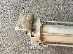 Actuateur De Cylindre Pneumatique Smc 50mm Bore 800mm Stroke Air Ram Valves D'échappement