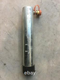 Cylindre De Ram Hydraulique 25 Tonnes 14 Stroke Nike/rehoboth Hydraulique Nouveau