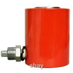 Cylindre Hydraulique De 10 Tonnes 2 (50mm) Atteinte Jack Ram 100mm Hauteur Fermée