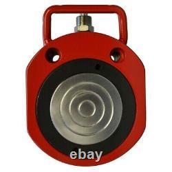Cylindre Hydraulique De 100 Tonnes Jack Pancake Cylinder Ram