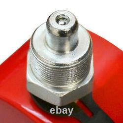 Cylindre Hydraulique De 6'' X 4 30 Tonnes 2 (50mm) Atteinte Jack Ram 110mm Hauteur Fermée