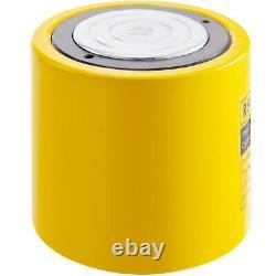 Cylindre Hydraulique Jack 50 Tonnes 50mm 2 Pouces Pompe À Pression Solide Stroke Ram