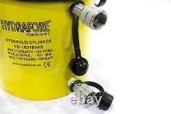Double Cylindre De Bélier Creux (100 Tonnes 4) (yg-100100ks)