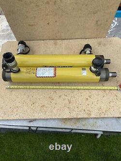Enerpac Brd 910 Action Double Ram Hydraulique. Pas La Force Du Salut
