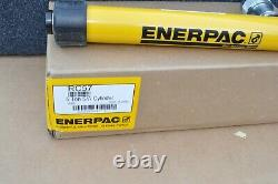 Enerpac Rc57 Ram Hydraulique En Acier 5 Tonnes 7 Longueur De L'appareil